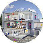 SmartHome_Haus_rund